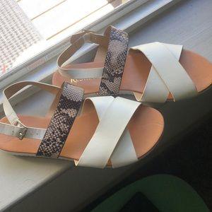 Summer Sandals Size 6